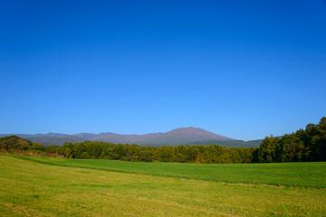 Mt.Hachimantai in autumn in Iwate and Akita, Japan