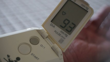 blood pressure - portable medical diagnostic device