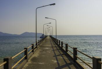 long way of port in landscape orientation