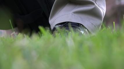 Golf Swing, Golfing