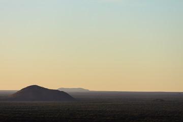Landschaft in Zentral-Namibia
