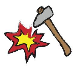 doodle hammer