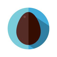 Logo Uovo di Cioccolata di Pasqua