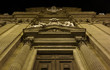 baroque Church facade in Florence