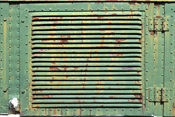grunge locomotive air exit grill