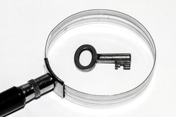 Schlüsselsuche