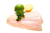 Organic White Fish with Lemon & Lime