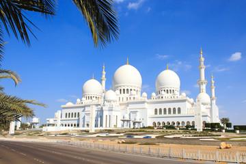 Bin Zayed Grand Mosque Abu Dhabi