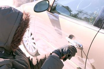 steal a car