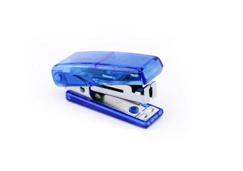 Mini Blue stapler