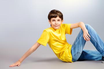 active boy