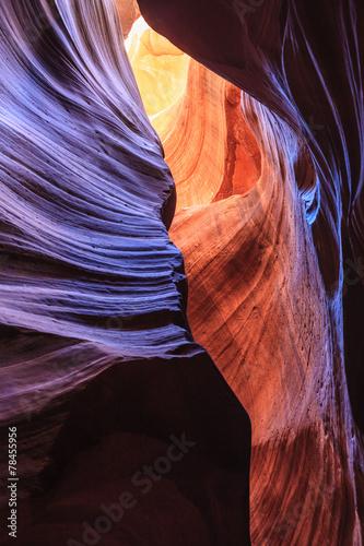 Zdjęcia na płótnie, fototapety, obrazy : Antelope Canyon