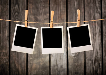 Photo Frames  Hang on Rope