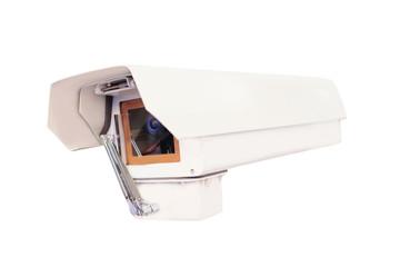 The image of surveillance camera