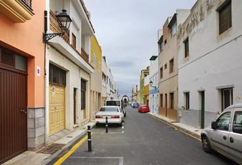 Punta Brava. Tenerife. Canary Islands. Spain