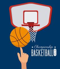 Sport design, vector illustration.