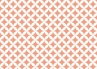 Geometrical abstract vector background