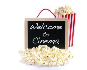 Welcome to cinema.
