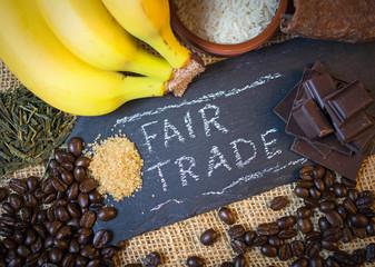Fairer Handel mit Lebensmitteln