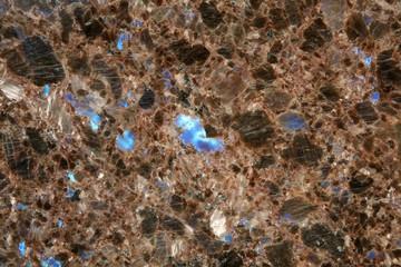 Labradorite mineral