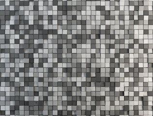gray abstract cubes