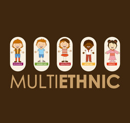 multiethnic community