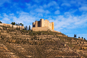 Castle of Mequinenza