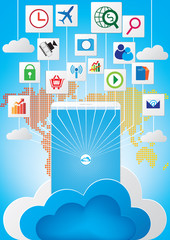 Mobile communication technology design