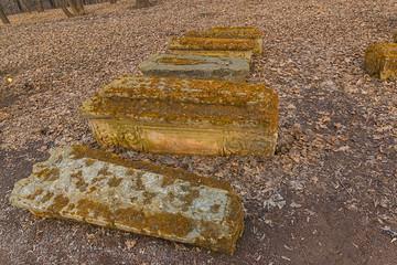 ancient sepulchral monuments