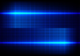 abstract blue light effect table pattern background