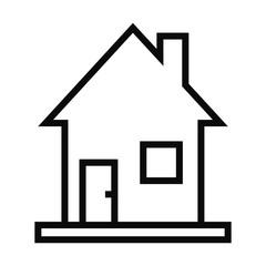 house, contour