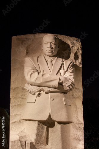 Fotobehang Monument Martin Luther King, Jr. Memorial