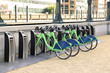 City bikes for rent Rental bicycles dockmotor