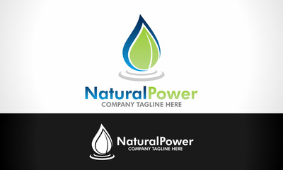 Natural Power Nature Green