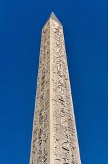 The Luxor Obelisk in Paris