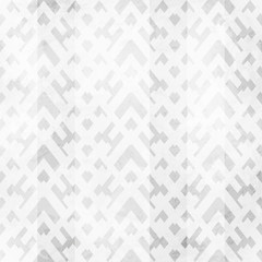 white geometric seamless texture with grunge effect