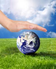 Schützt die Erde