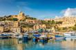 Leinwanddruck Bild - Mgarr à Gozo, Malte