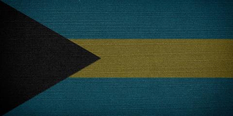 fabric flags Bahamas