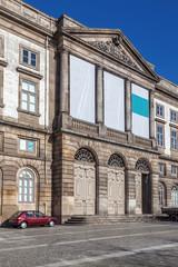 Natural History Museum of Porto University. Porto, Portugal.