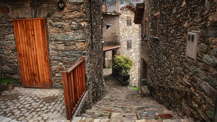 Small town in Catalonia