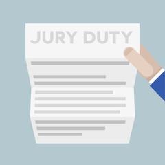 sheet jury duty