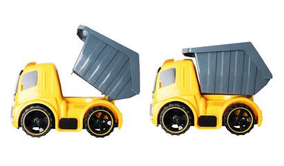 plastic toy truck for children