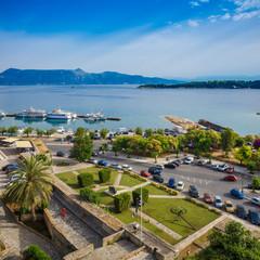 Kerkyra seaport