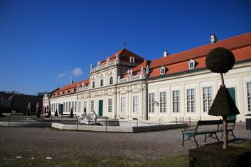 Vienna lowest Belvedere palace (2)