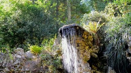 Artificial waterfall