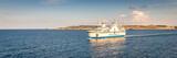 Ferry maltais à Gozo, Malte
