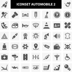 Iconset Automobile 2