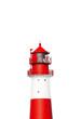 Leinwanddruck Bild - Leuchtturm