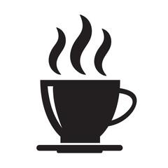 Векторное изображение чашки кофе